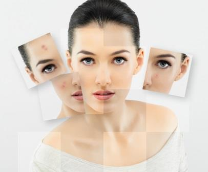 Жирная кожа лица: что делать и как бороться