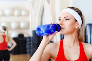 спортивные прически - фитнес тренировки