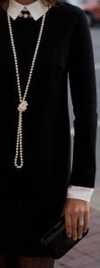 Жемчужное ожерелье - веревка (роуп)
