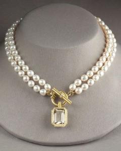 Тип ожерелья из жемчуга - опера