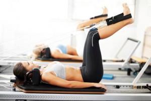 Физические упражнение - пилатес