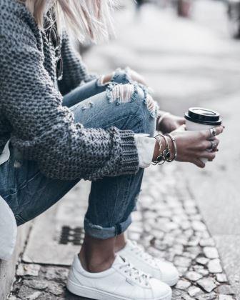 Уединенны минутки за кофейком