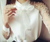 С чем носить блузку стильно?