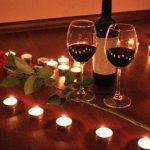 Как устроить романтический вечер любимому
