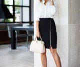 Офисный стиль одежды для девушек. Что и как?