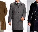 Какое пальто подойдет к деловому костюму?